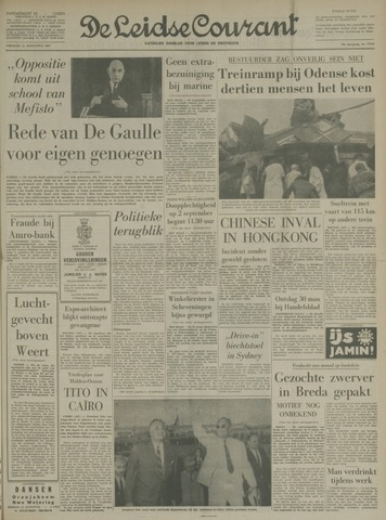 Leidse Courant 1967-08-11