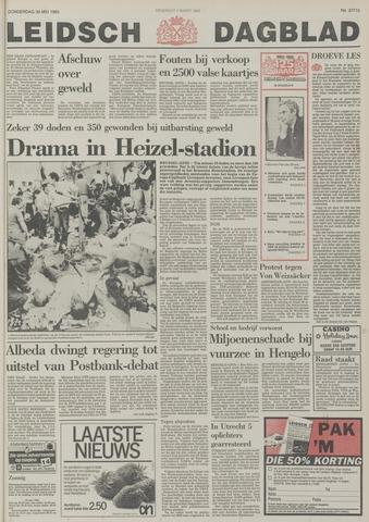 Leidsch Dagblad 1985-05-30
