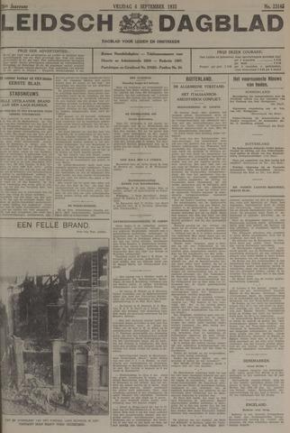 Leidsch Dagblad 1935-09-06