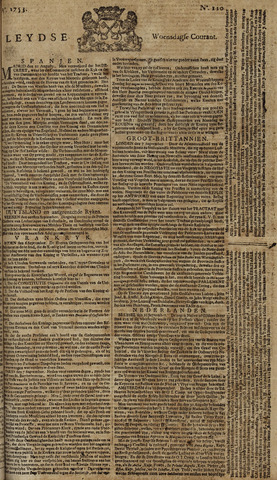 Leydse Courant 1753-09-12
