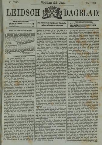 Leidsch Dagblad 1880-07-23