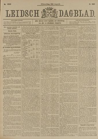 Leidsch Dagblad 1902-04-22