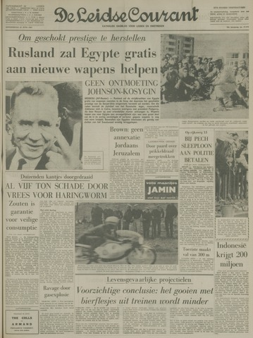 Leidse Courant 1967-06-22
