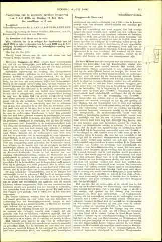 Handelingen van de Raad 1934-07-10