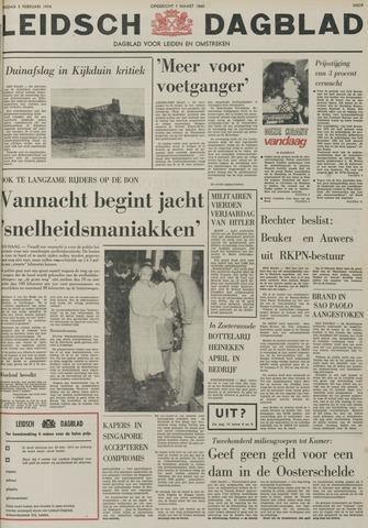 Leidsch Dagblad 1974-02-05