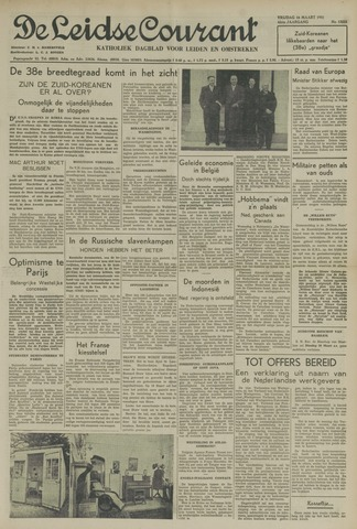 Leidse Courant 1951-03-16