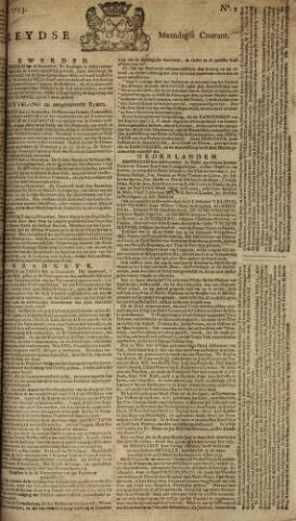 Leydse Courant 1753