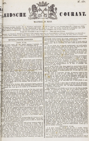 Leydse Courant 1871-07-31