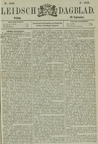 Leidsch Dagblad 1876-09-29