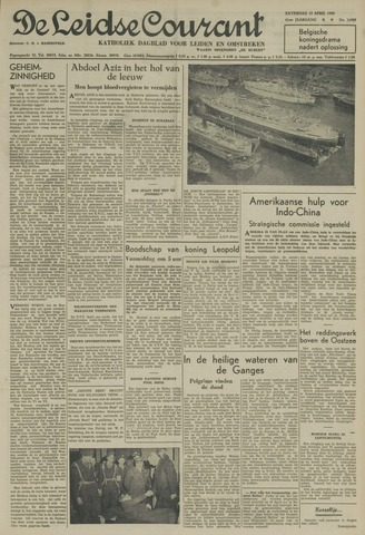Leidse Courant 1950-04-15