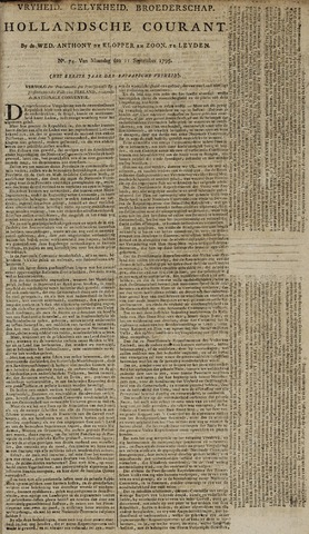 Leydse Courant 1795-09-21