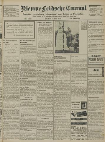 Nieuwe Leidsche Courant 1938-06-17