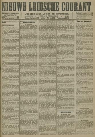 Nieuwe Leidsche Courant 1923-02-16