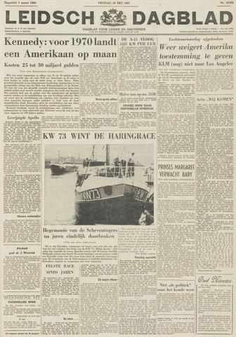 Leidsch Dagblad 1961-05-26