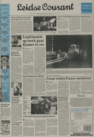 Leidse Courant 1992-03-23