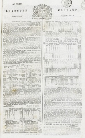 Leydse Courant 1838-11-26