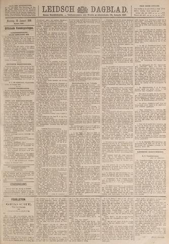 Leidsch Dagblad 1919-01-20