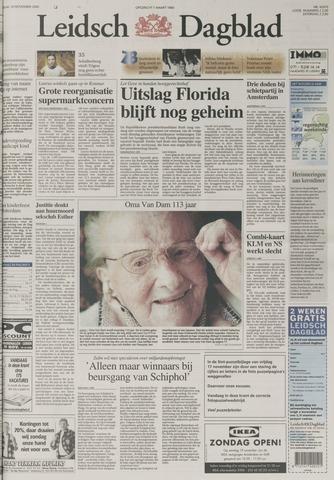 Leidsch Dagblad 2000-11-18