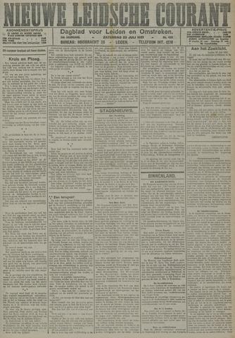 Nieuwe Leidsche Courant 1921-07-23