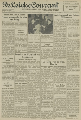Leidse Courant 1949-11-28