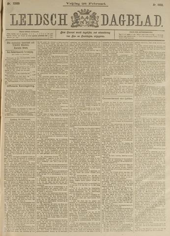 Leidsch Dagblad 1902-02-28