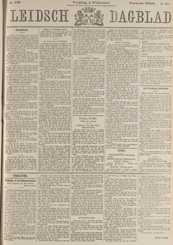 Leidsch Dagblad 1916-02-04