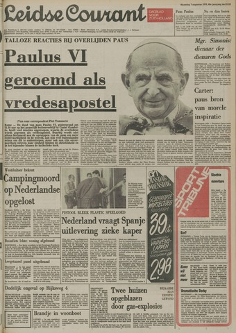 Leidse Courant 1978-08-07