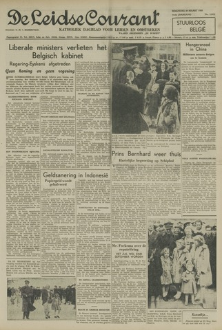 Leidse Courant 1950-03-20