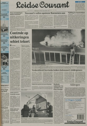 Leidse Courant 1992-09-01