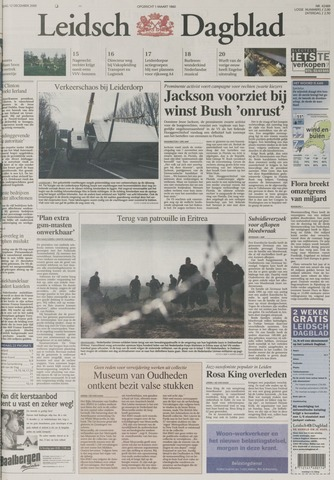 Leidsch Dagblad 2000-12-12