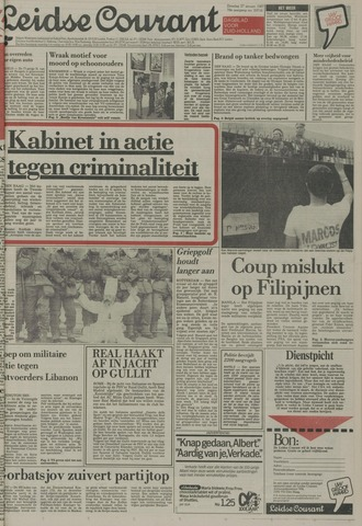 Leidse Courant 1987-01-27