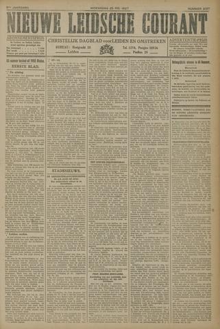 Nieuwe Leidsche Courant 1927-05-25