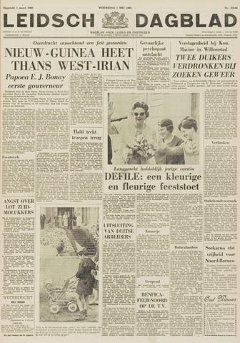Leidsch Dagblad 1963-05-01