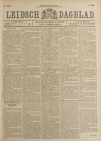 Leidsch Dagblad 1899-07-25