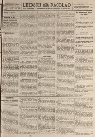 Leidsch Dagblad 1921-06-13
