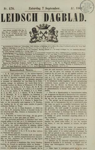 Leidsch Dagblad 1861-09-07