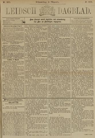 Leidsch Dagblad 1890-03-04
