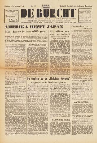 De Burcht 1945-08-28