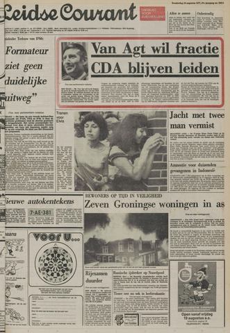 Leidse Courant 1977-08-18