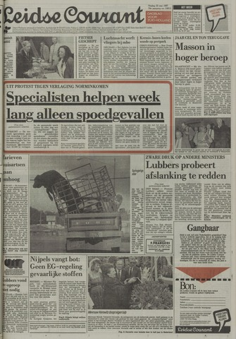 Leidse Courant 1987-05-22