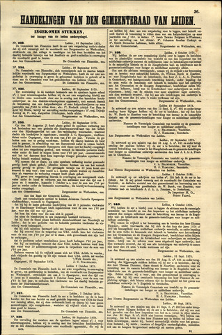 Handelingen van de Raad 1875-09-28