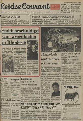 Leidse Courant 1976-10-30