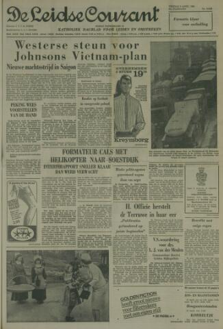 Leidse Courant 1965-04-09
