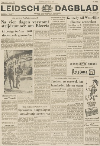 Leidsch Dagblad 1961-07-24