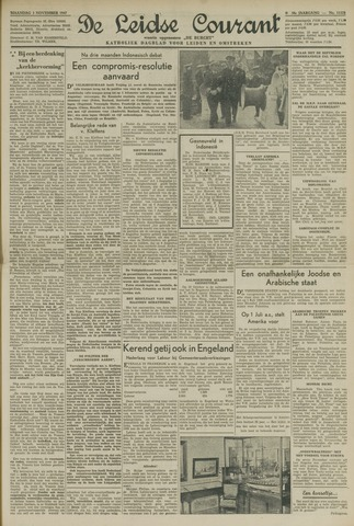 Leidse Courant 1947-11-03