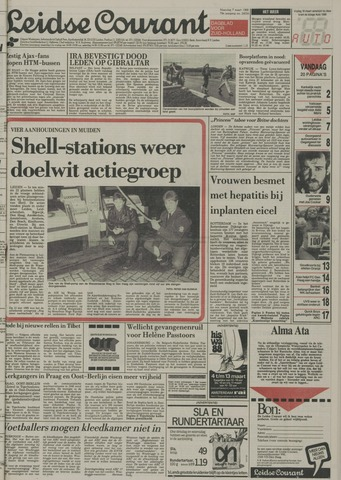 Leidse Courant 1988-03-07
