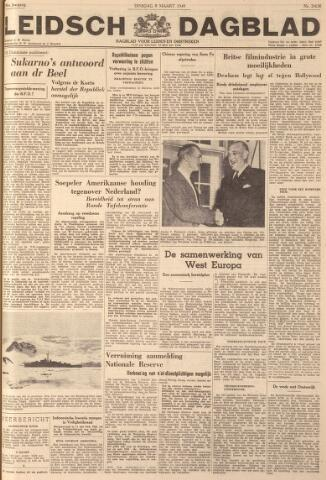 Leidsch Dagblad 1949-03-08