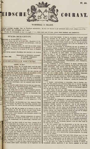 Leydse Courant 1885-03-11