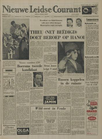 Nieuwe Leidsche Courant 1967-10-31