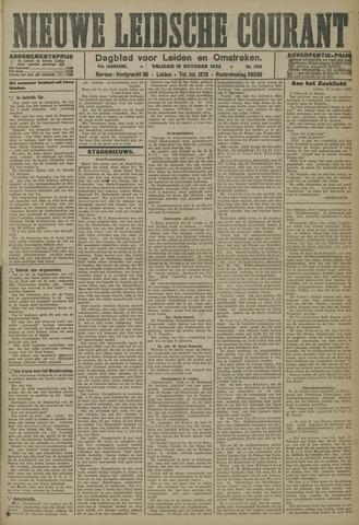 Nieuwe Leidsche Courant 1923-10-19